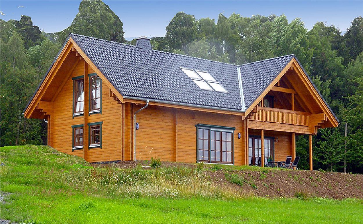 Alle objecten overzicht twist vrijstaande houten huizen en blokhuizen - Houten huis ...